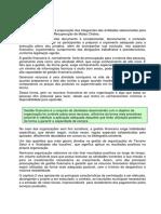 MODELO DE MANUAL DE USO DOS PARCEIROS