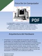 estructura fisica del computador