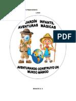 PROYECTO AVENTURAS MAGICAS 2020