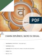 Chakra Sacro-Sexual