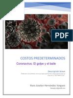IMPACTO ECONOMICO DE COVID EN COSTOS PREDETERMINADOS