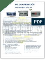 Indicador-de-peso-B2LCD-B2-LED-B2WLCD  calibracion  electronico