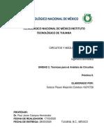 Práctica2 Circuitos y Maquinas Eléctricas