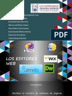 LOS EDITORES WEB