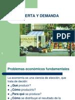 4.2 Sistemasde producción (oferta y demanda)