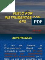VUELO POR INSTR. CON GPS.ppt