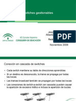 Tema 3 - Switches Gestionables
