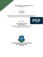 Limon Internship Report