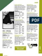 Fall 2010 Adult Program