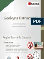 Unidad 1 Geología Esructural