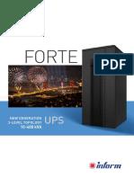 Inform Forte Ups