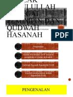 archivetemp5. Akhlak rasulullah sebagai pemimpin dan qudwah hasanah