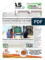 Mijas Semanal nº 895 Del 12 al 18 de junio de 2020