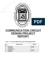 CCD PROJECT REPORT