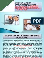 10.08.2019 NIIF 15 -  NUEVOS CRITERIOS DEL DEVENGADO TRIBUTARIO