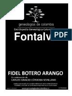 Geneaologia Colombiana Fontalvo