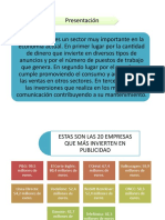 Publicidad Mundial y Ecuador