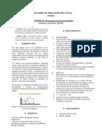 Informe #2 - Sistema masa-resorte-amortiguador