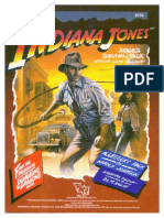 IJAC1 Indiana Jones Judges Survival Pack