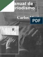 Marin Carlos - Manual de Periodismo (353pag)