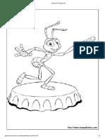 Disegni de A Bug's life 3