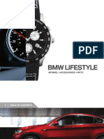 Lifestyle Catalog BMW