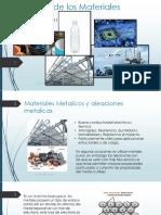 Laboratorio #1 - Ciencia de los Materiales en el entorno Diario