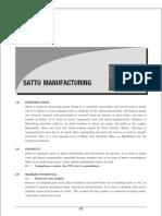 15 Sattu Manufacturing