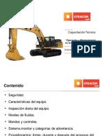 Capacitacion Excavadora 336 DL