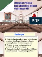 Panduan pembinaan KPI