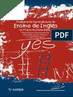 Ensino Inglês 3º e 4º Anos