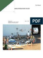 San Francisco  City Waste Characterization Study