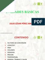 UNIDADES BA¦üSICAS