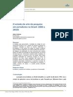 O Estado da Arte da Pesquisa em Educação Ambiental no Brasil - Reigota - 2015(2)