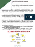 EL TRABAJO DE LOS CIENTIFICOS-CONTINUACION