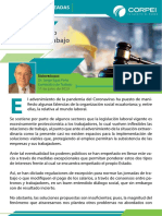 Hacia Un Nuevo Derecho Del Trabajo - Dr. Jorge Egas p.