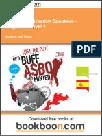English for Spanish Speakers - Beginner_ Level 1