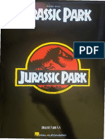 Jurassic Park Soundtrack - John Williams - Piano Solo
