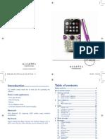 OT-802 - User Manual - English US