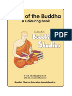 Story of the Buddha a Colouring Book