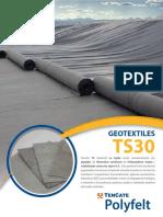 geotextil ts30