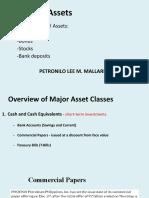 1.2 FINANCIAL ASSETS - Mallari, Petronilo Lee-M.