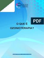 O que é Ozoniotrapia