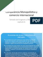 Competencia monopolística y comercio a la Krugman.pptx