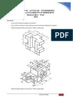 Examen 02 - AutoCAD Intermedio