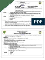 Plan de Aula - C. Naturales (1°)