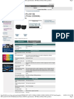 HP LaserJet Pro M1136 Multi Function Printer (CE849A) Specifications - HP Home & Home Office Products