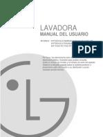Manual ususrio Lavadora LG