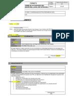 5. FM10-Informe de Actividades del CLV