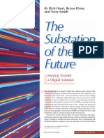 Hunt, Flynn, Smith - 2019 - The Substation of the Future Moving Toward a Digital Solution